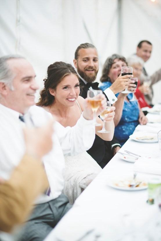 Relaxed & Woodsy Swedish Island Wedding | Sara Kollberg 9