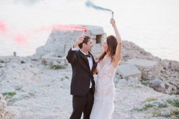 Romantic & Luxe Capri Destination Wedding   Purewhite Photography 11