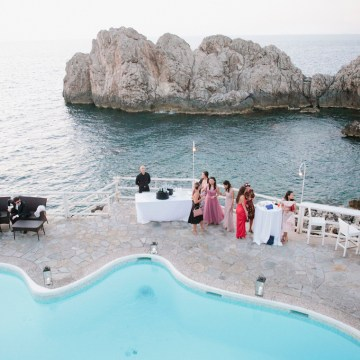 Romantic & Luxe Capri Destination Wedding | Purewhite Photography 12