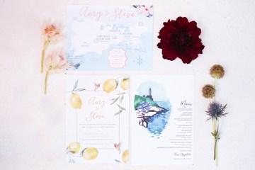 Romantic & Luxe Capri Destination Wedding   Purewhite Photography 15