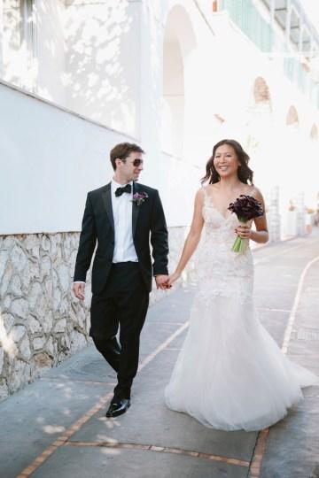 Romantic & Luxe Capri Destination Wedding   Purewhite Photography 29