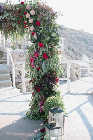 Romantic & Luxe Capri Destination Wedding   Purewhite Photography 31