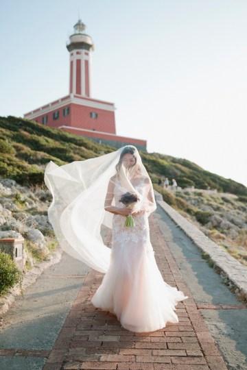 Romantic & Luxe Capri Destination Wedding   Purewhite Photography 34