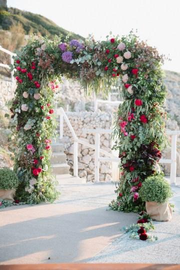 Romantic & Luxe Capri Destination Wedding   Purewhite Photography 41