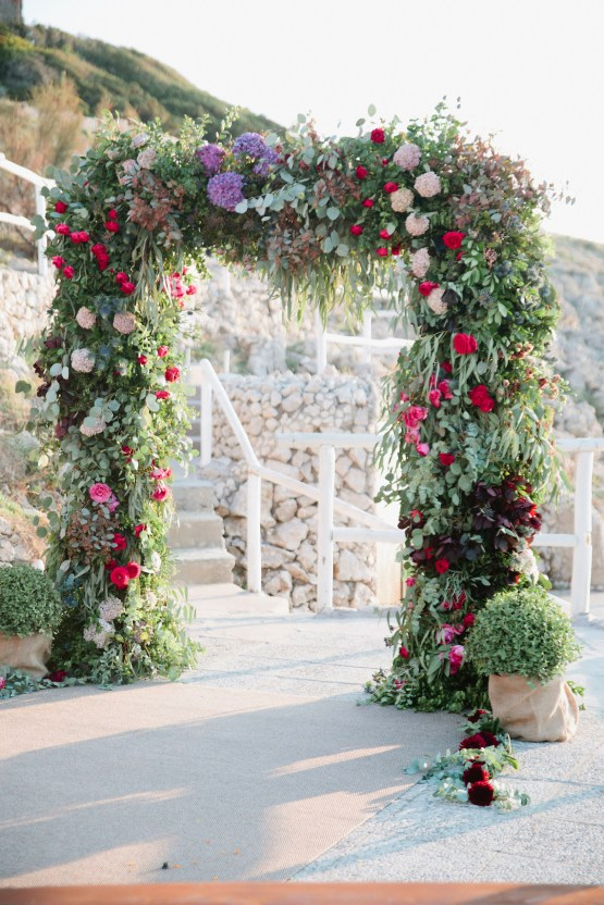Romantic & Luxe Capri Destination Wedding | Purewhite Photography 41