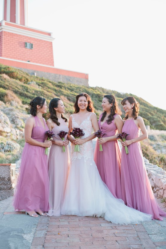 Romantic & Luxe Capri Destination Wedding | Purewhite Photography 42