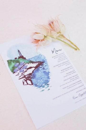 Romantic & Luxe Capri Destination Wedding   Purewhite Photography 58