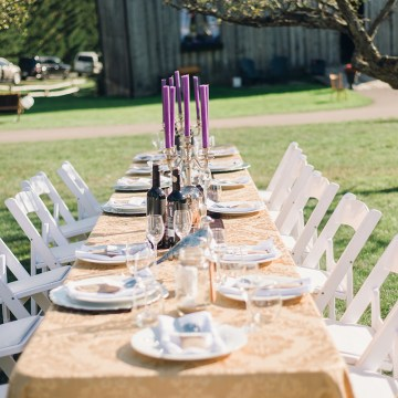 Rustic Orchard Wedding (With The Most Generous Guests)   Alabaster Jar Photography 24