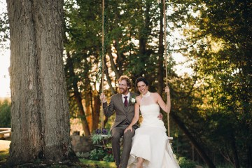 Rustic Orchard Wedding (With The Most Generous Guests) | Alabaster Jar Photography 30
