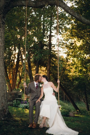 Rustic Orchard Wedding (With The Most Generous Guests) | Alabaster Jar Photography 8