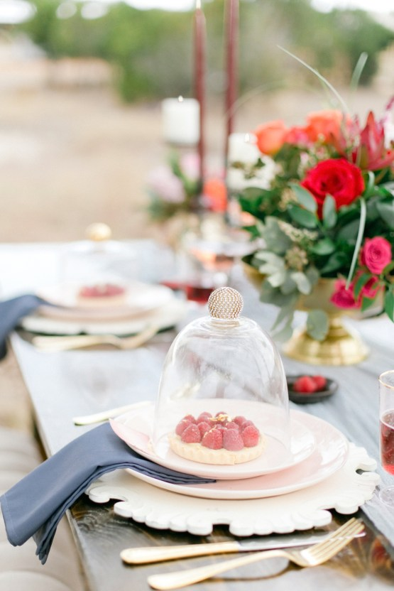 Summer Berry Wedding Ideas From The Hill Country | Jessica Chole 27