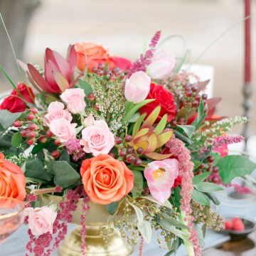 Summer Berry Wedding Ideas From The Hill Country | Jessica Chole 30