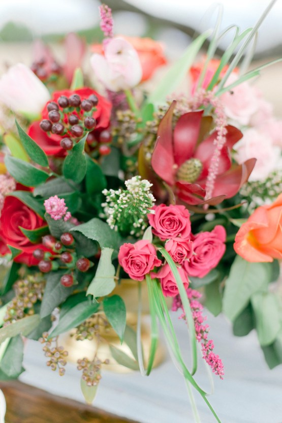 Summer Berry Wedding Ideas From The Hill Country | Jessica Chole 31