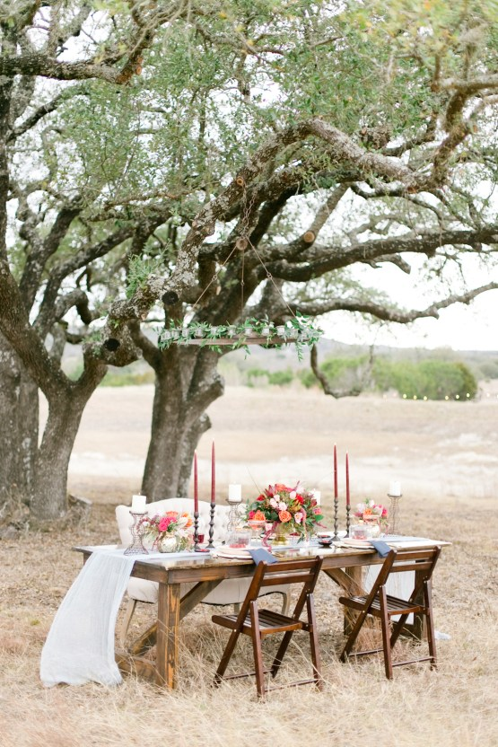 Summer Berry Wedding Ideas From The Hill Country | Jessica Chole 32