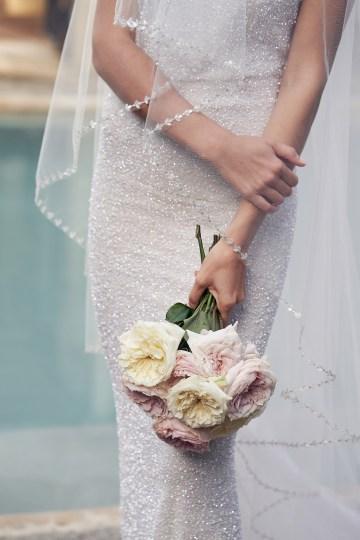 The Romantic & Sparkling Anna Campbell Wanderlust Wedding Dress Collection | Blair Dress-4