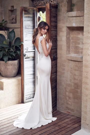 The Romantic & Sparkling Anna Campbell Wanderlust Wedding Dress Collection | Blake Dress-1