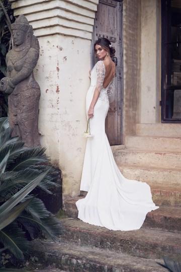 The Romantic & Sparkling Anna Campbell Wanderlust Wedding Dress Collection | Eva Dress-5