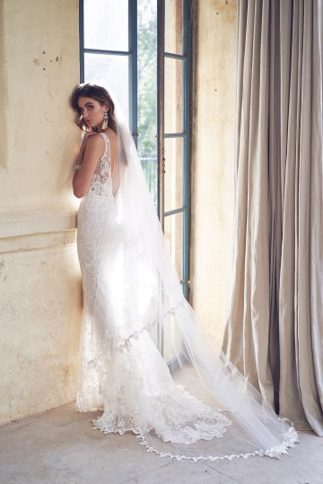 The Romantic & Sparkling Anna Campbell Wanderlust Wedding Dress Collection | Harlow Dress-3