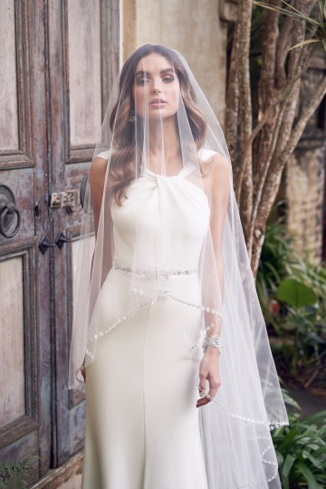 The Romantic & Sparkling Anna Campbell Wanderlust Wedding Dress Collection | Rebekah Dress-2