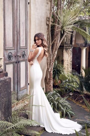 The Romantic & Sparkling Anna Campbell Wanderlust Wedding Dress Collection | Rebekah Dress-3