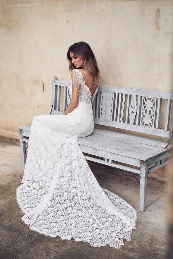 The Romantic & Sparkling Anna Campbell Wanderlust Wedding Dress Collection | Sasha Dress-2