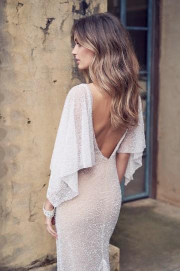 Wanda Dress (Draped Sleeve)-7