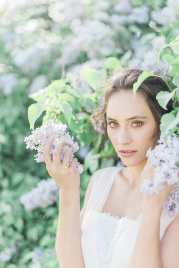 Beltane Goddess Bridal Inspiration With Lilacs And Horses – Gabriela Jarkovska 21