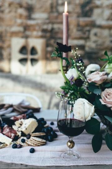 Celestial Ballerina Meets Art Gallery Wedding Inspiration   Alleksana Photography 45