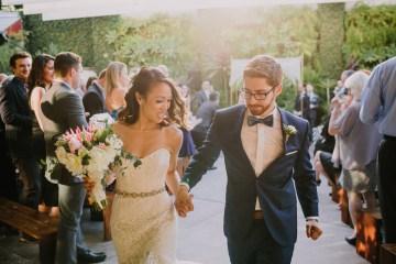 Cool Urban LA SmogShoppe Wedding | Lets Frolic Together 15