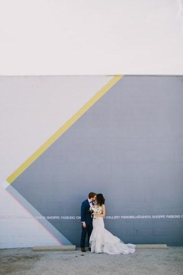 Cool Urban LA SmogShoppe Wedding | Lets Frolic Together 28