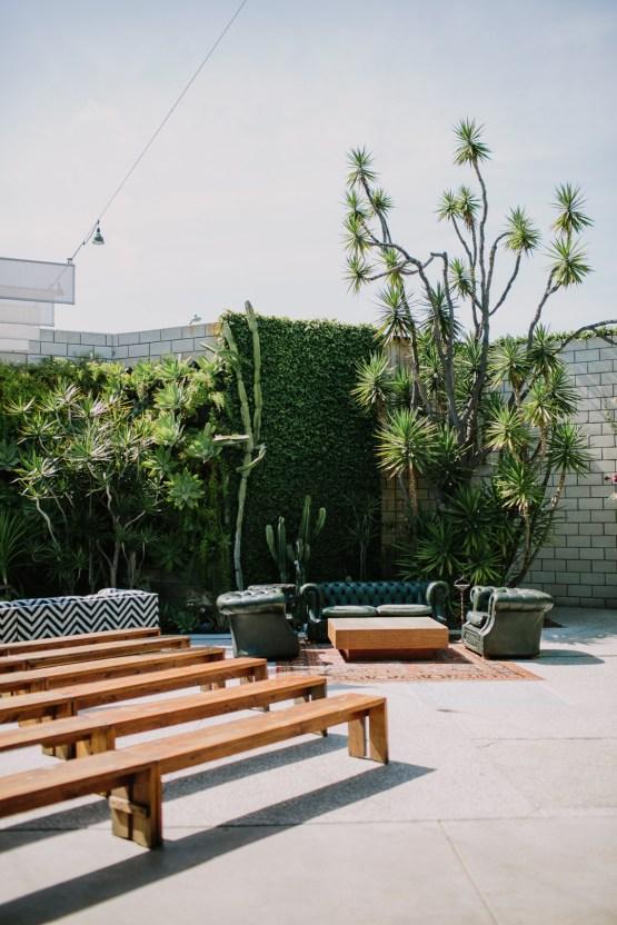 Cool Urban LA SmogShoppe Wedding | Lets Frolic Together 41
