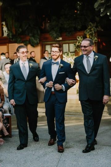 Cool Urban LA SmogShoppe Wedding | Lets Frolic Together 42