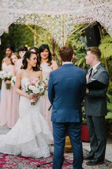 Cool Urban LA SmogShoppe Wedding | Lets Frolic Together 44