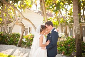 Elegant Pretty Pink Beach Wedding | Stephanie Smith 3