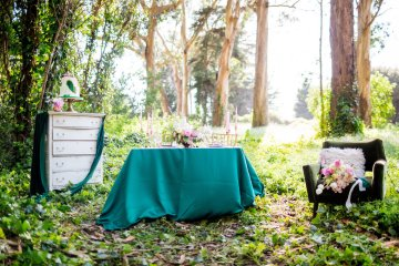 Emerald Green Elopement Inspiration – CMSours Photography 2
