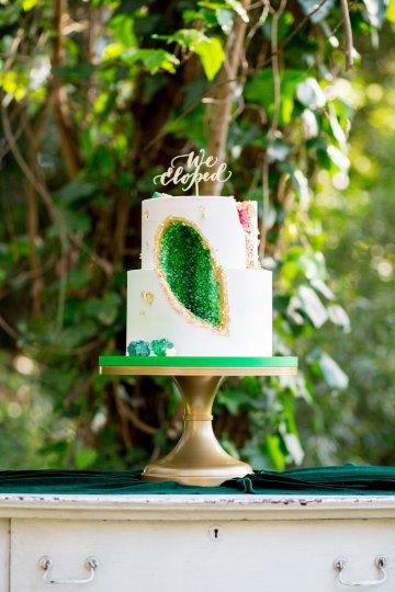 Emerald Green Elopement Inspiration – CMSours Photography 43