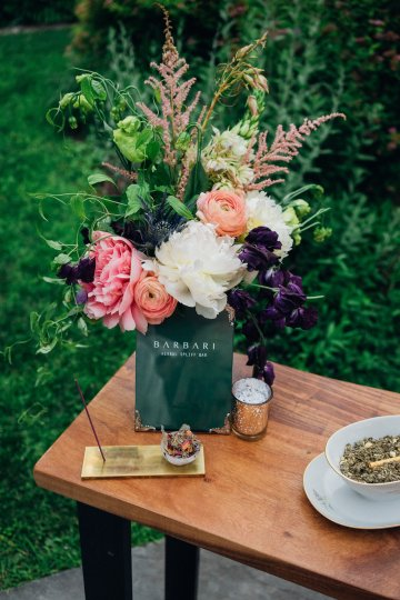High Style; Luxurious Weed Wedding Ideas | Claire Eliza | High Herstory | Sarah Seven 51