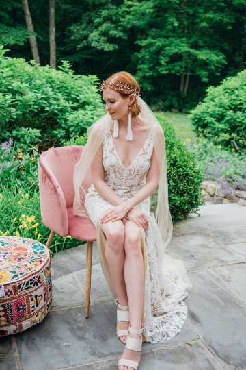 High Style; Luxurious Weed Wedding Ideas | Claire Eliza | High Herstory | Sarah Seven 72