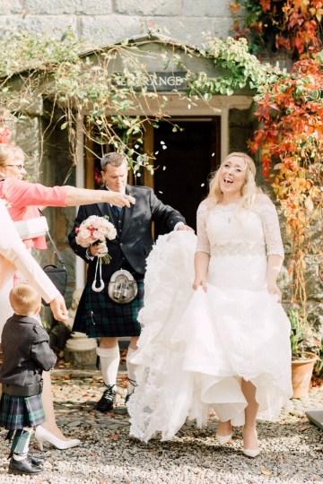Intimate & Idyllic Wales Country House Wedding | Heledd Roberts Photography 20