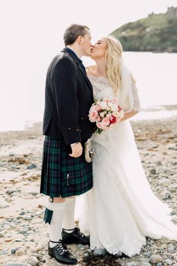 Intimate & Idyllic Wales Country House Wedding | Heledd Roberts Photography 30