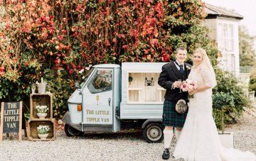 Intimate & Idyllic Wales Country House Wedding