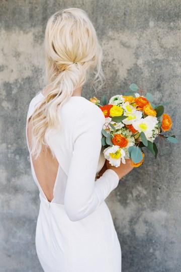 Jenny by Jenny Yoo's Fresh and Totally Modern Wedding Dress Collection | Blythe 1