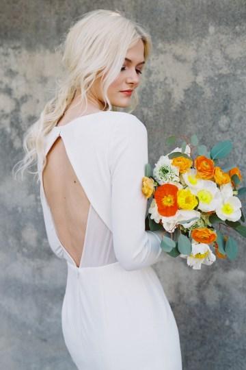 Jenny by Jenny Yoo's Fresh and Totally Modern Wedding Dress Collection | Blythe 3