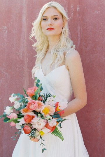 Jenny by Jenny Yoo's Fresh and Totally Modern Wedding Dress Collection | Piper 4