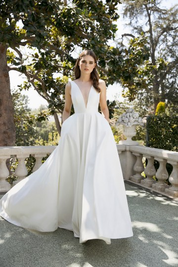 Jenny by Jenny Yoo's Fresh and Totally Modern Wedding Dress Collection | Spencer 3