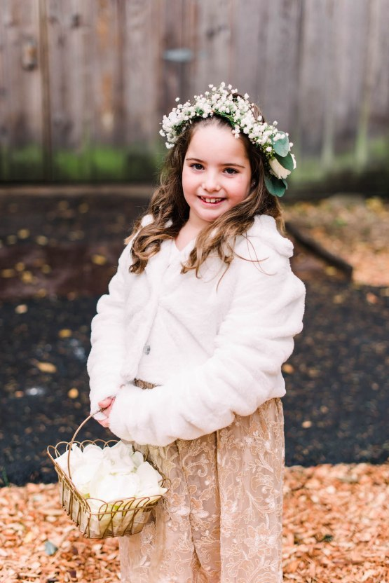 Rustic Barn Wedding Filled With Greenery   Deyla Huss Photography 24