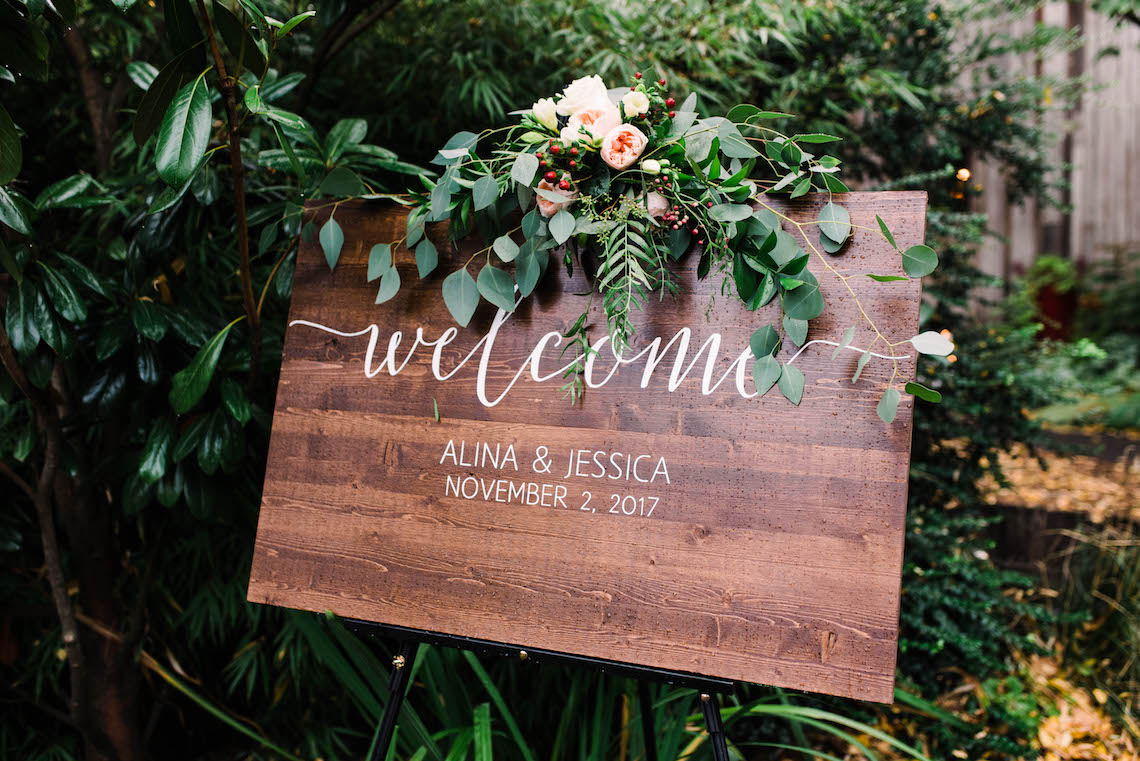 Rustic Barn Wedding Filled With Greenery   Deyla Huss Photography 8