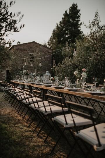 Rustic Dreamy and Intimate Italian Wedding – Federica Cavicchi 37