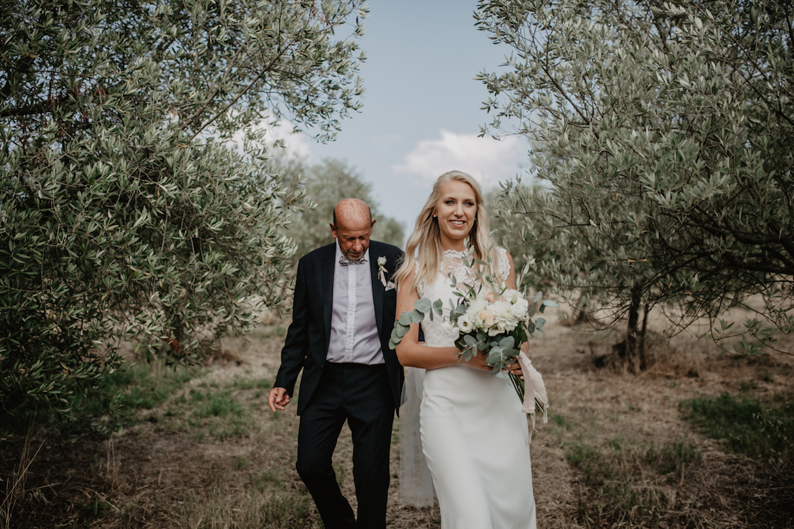 Rustic Dreamy and Intimate Italian Wedding – Federica Cavicchi 6