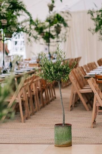 Rustic English Countryside Marquee Wedding | Babb Photo 22